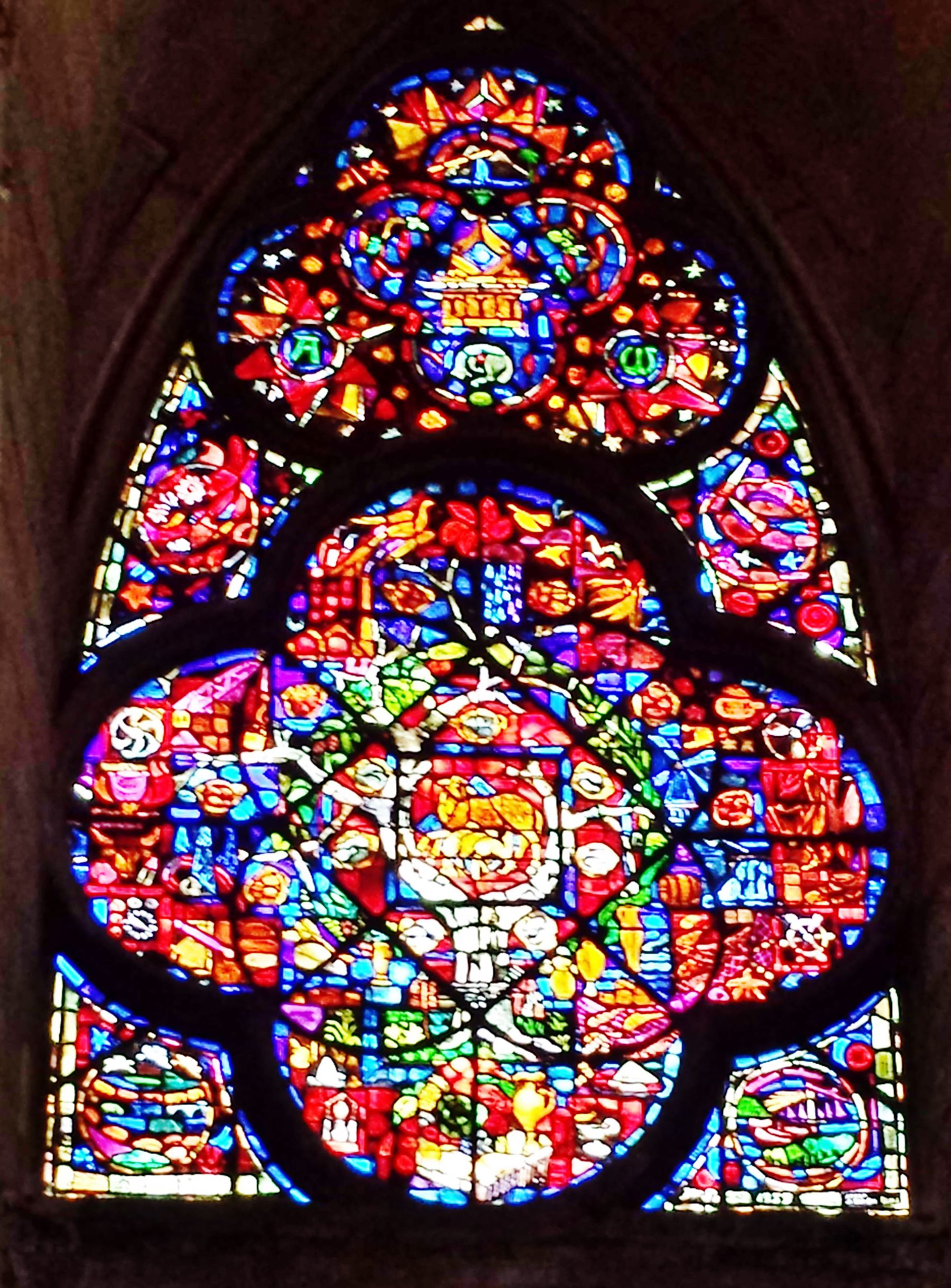 G H Mumm Amp Notre Dame Cathedral Our Day In Reims Part