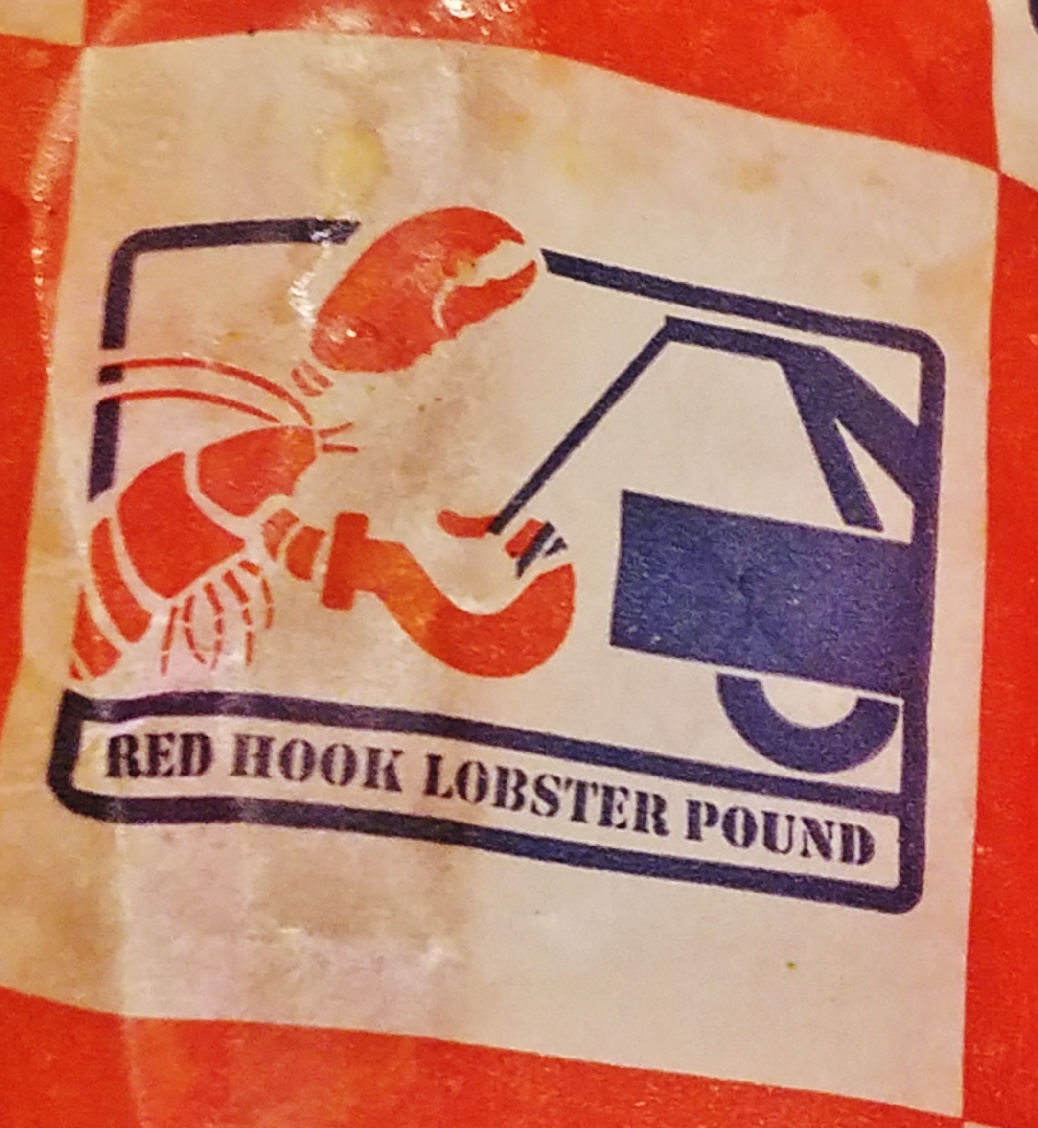 Red Hook Lobster Pound Logo - The Dairy Free TravelerThe Dairy Free ...